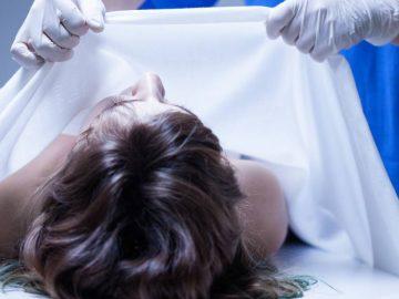 Graciela, à la morgue.