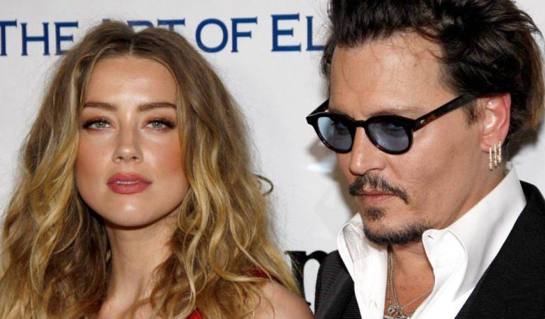 Johnny Depp révèle avoir quitté Amber Heard lorsque celle-ci a déféqué dans le lit conjugal