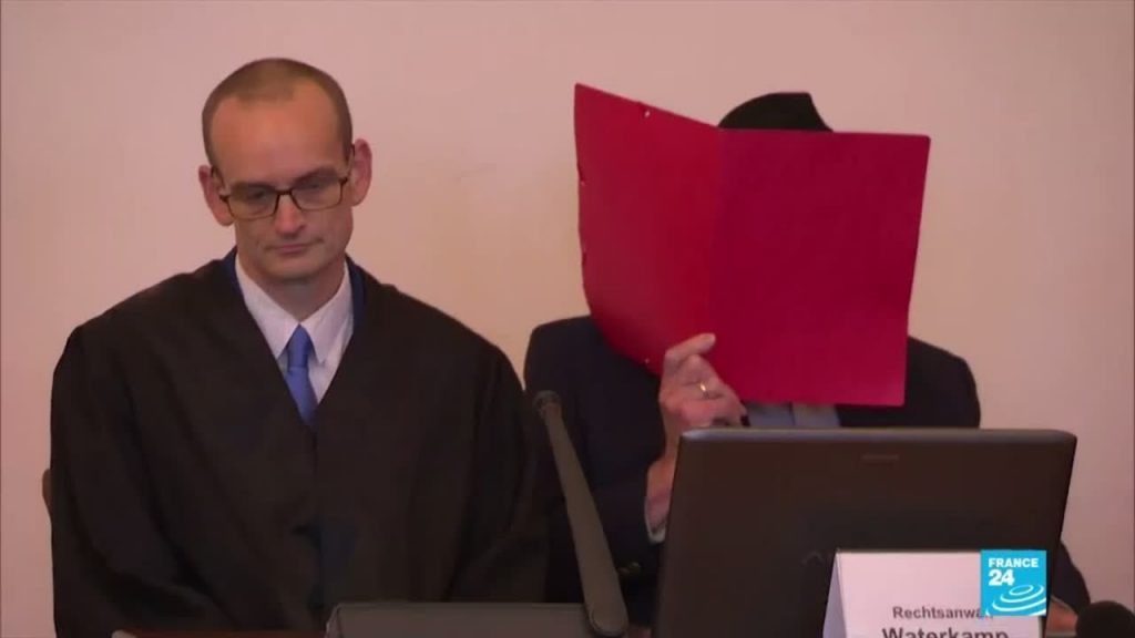 Bruno Dey et son avocat.