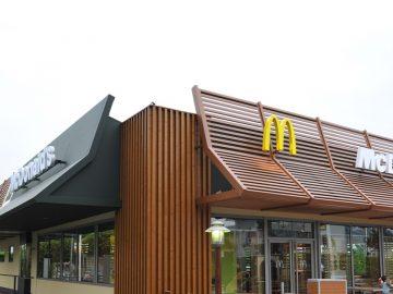 McDonalds lancement mode maillots de bain