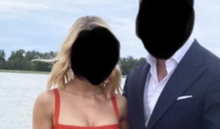 La robe transparente et rouge de cette invitée choque : est-elle vraiment trop osée pour un mariage ?