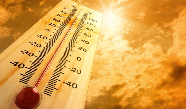 Deux vagues de chaleur attendues cette semaine, jusqu'à 40°C annoncés