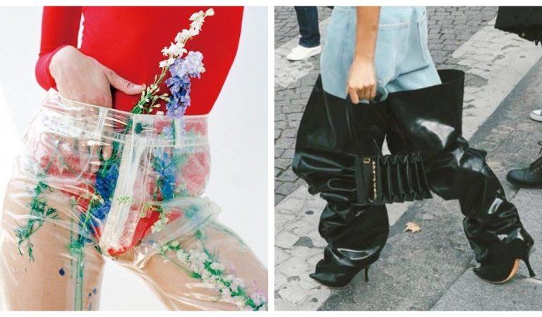 Quand les stylistes vont trop loin : 13 vêtements de haute couture totalement importables