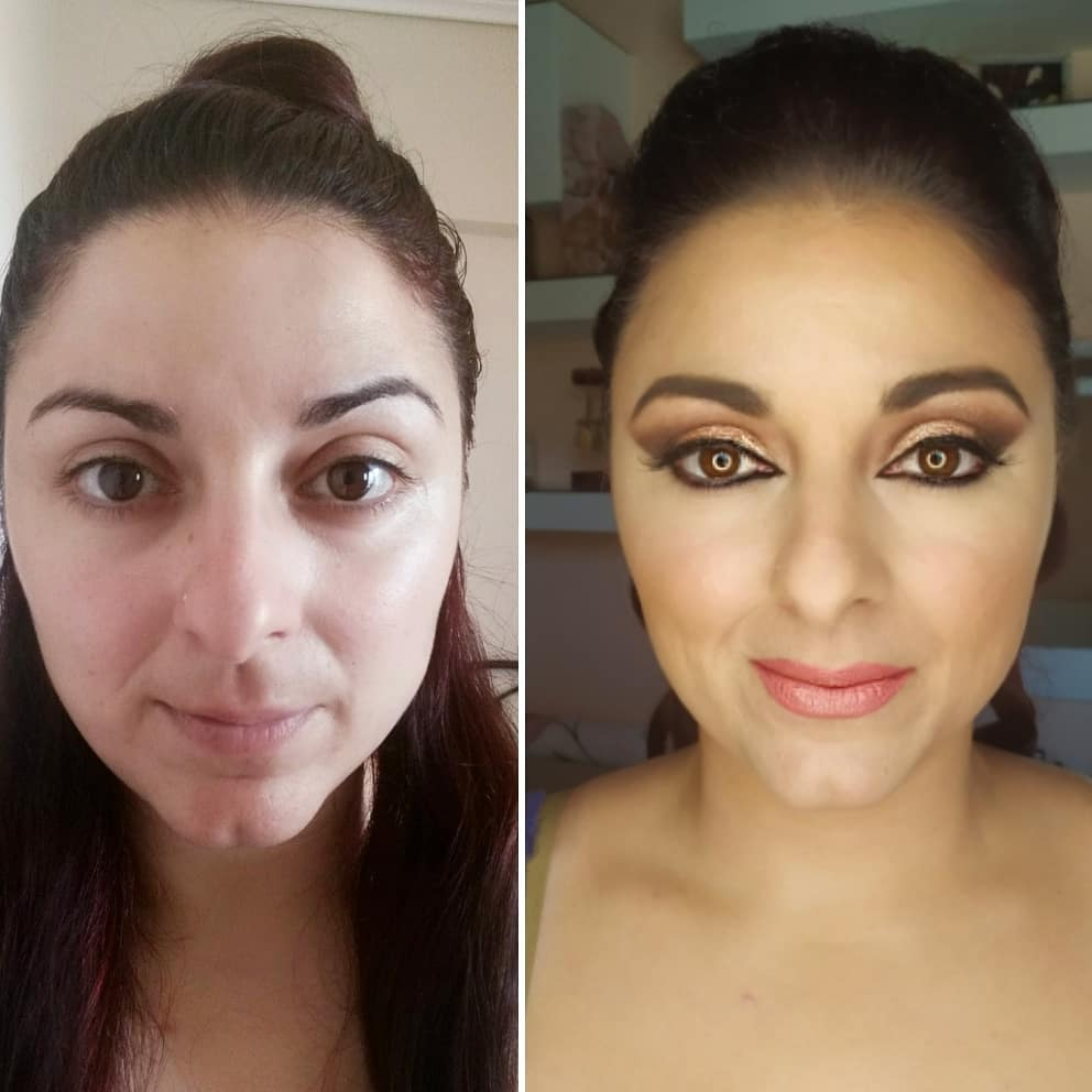 maquillage accentuation traits naturel