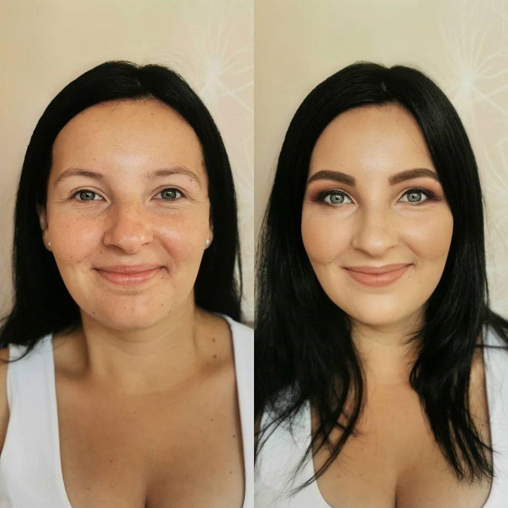 make-up naturel