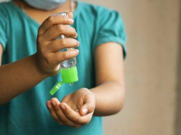 gel hydroalcoolique mains efficacité durée