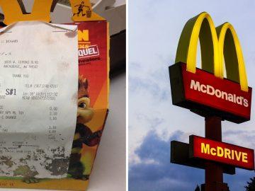 maman laisse pourrir happy meal mcdonald's pendant 6 ans