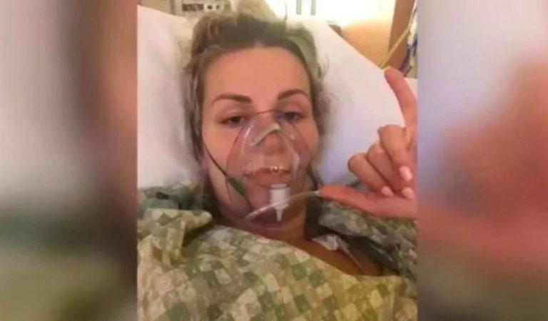 Vidéo : atteinte du coronavirus, elle accouche dans le coma et découvre sa fille 5 jours plus tard