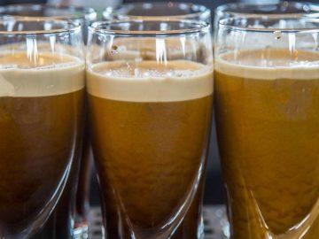 La bière Huruhuru de Hells's Basement