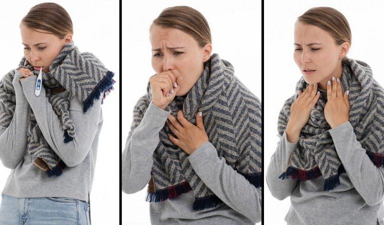 Fièvre, toux,…: Dans quel ordre apparaissent les symptômes du Covid-19 ?