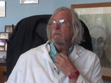 Le professeur Didier Raoult affirme que le coronavirus touche davantage les jeunes en France.