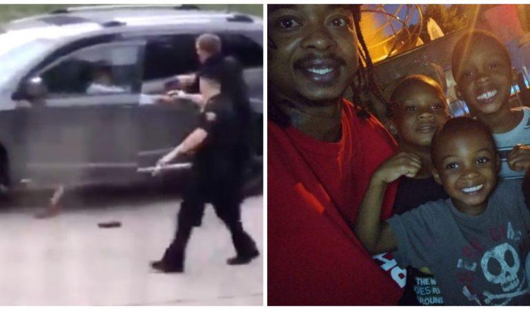 Vidéo : un policier tire à plusieurs reprises dans le dos d'un homme noir et non armé, aux Etats-Unis
