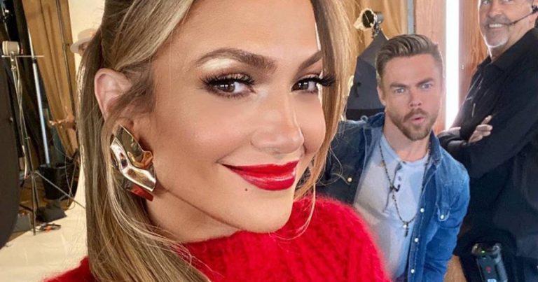 Jennifer Lopez se dévoile sans maquillage.