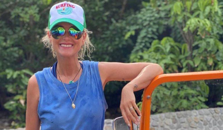 Laeticia Hallyday en couple : «Elle est retombée amoureuse dans les bras d'un acteur» selon Bernard Montiel
