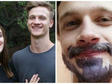 Marno Botha voulait se teindre la barbe avec une coloration pour cheveux.