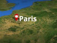 Paris classée zone rouge par la Belgique.