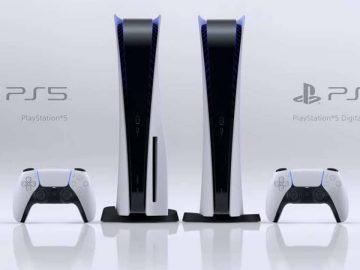 Les prix des deux consoles PS5 de Sony dévoilés par Carrefour.