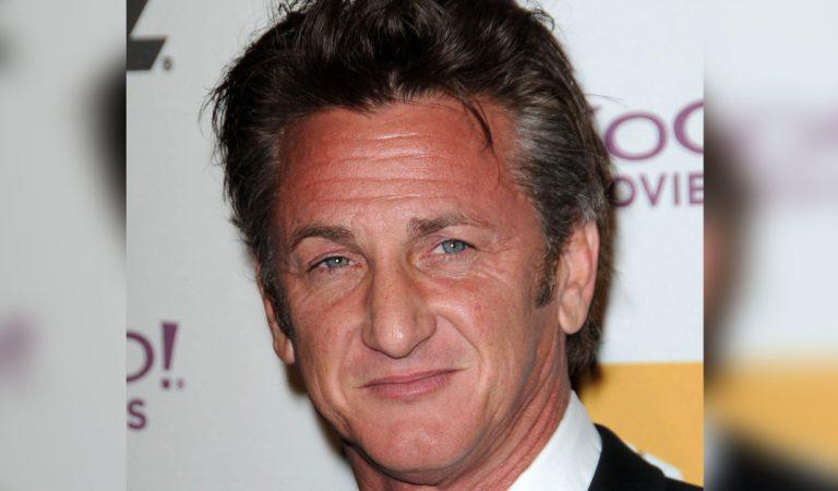 Photo: Sean Penn, 59 ans, épouse en secret sa petite-amie de 28 ans