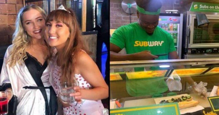 Un sandwich Subway original.