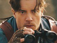 Brendan Fraser dans La Momie.