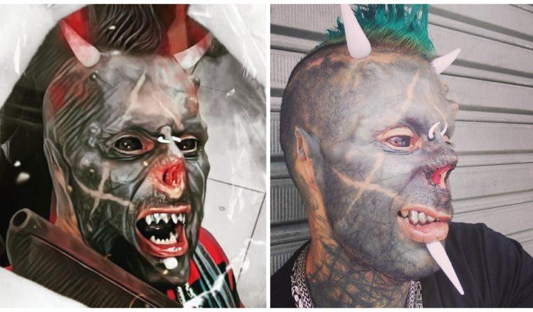 Un 3ème homme se fait retirer le nez pour ressembler à un «Satan humain»