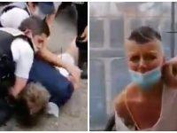 A Nice, un couple interpellé violemment pour une histoire de masque.