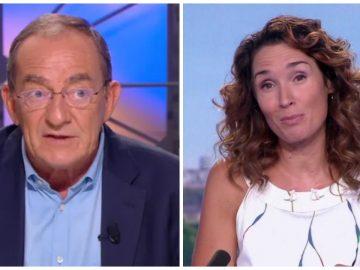 Jean-Pierre Pernaut et Marie-Sophie Lacarrau.