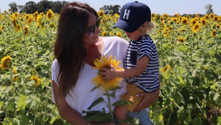 Jodi Degyanski et son petit garçon expulsés d'un vol de Southwest Airlines.
