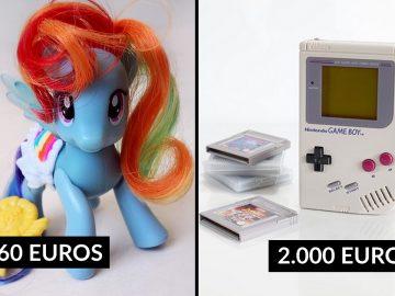 objets jouets années 90 cotés eBay