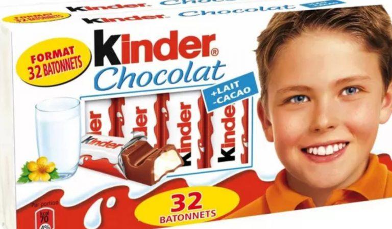 Josh Bateson : le petit garçon sur les chocolats Kinder est aujourd'hui un magnifique jeune homme