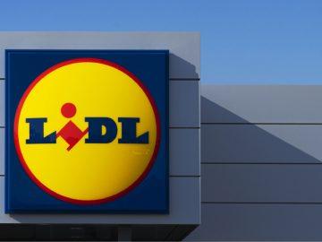 Un magasin Lidl.