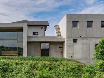 maison japon architecture intérieur minimaliste extérieur