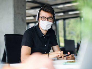 Masque obligatoire au travail : les exceptions à la règle.