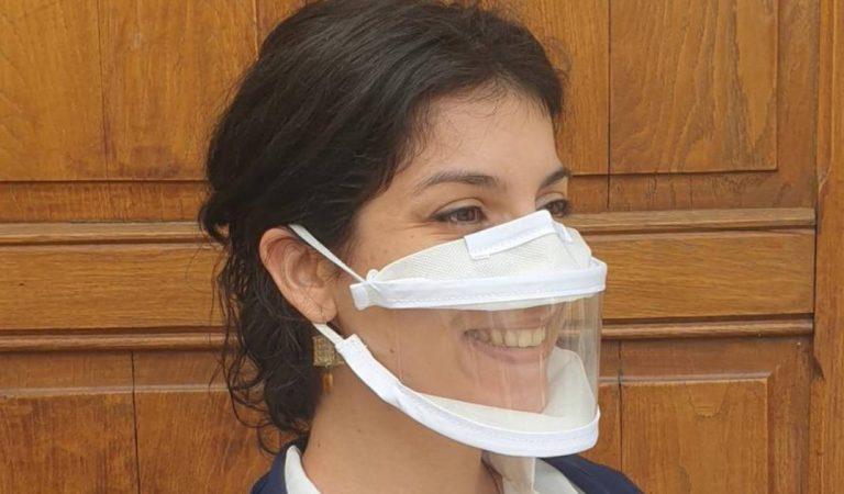 Coronavirus : 100 000 masques transparents «made in France» seront bientôt distribués aux enseignants d'élèves sourds et en maternelle
