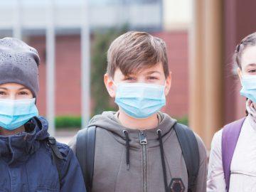 Les masques les moins chers vendus en France.