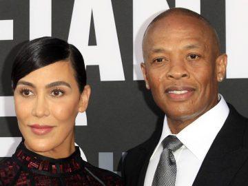 Nicole Young divorce de Dr Dre.