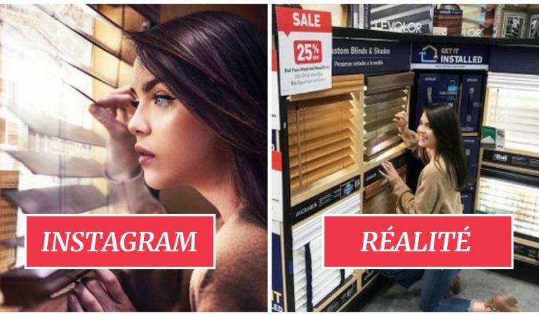 20 photos qui démontrent qu'il ne faut pas croire tout ce que l'on voit sur les réseaux sociaux