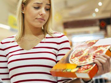 Du faux fromage sur les pizzas surgelées ?