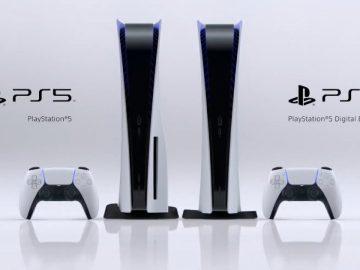 La PlayStation 5 en précommande.
