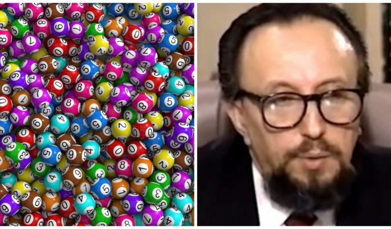 Cet homme a gagné 14 fois au Loto grâce à une formule mathématique qu'il dévoile