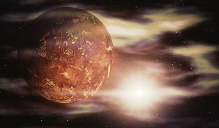 Une autre forme de vie détectée grâce à un gaz autour de Vénus