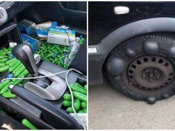 Réparations de voiture étonnantes.