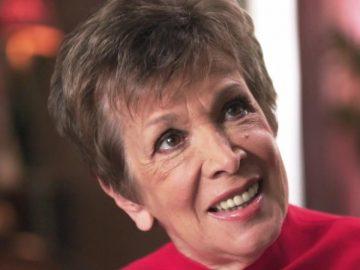 Catherine Laborde a accordé un entretien à Audrey Crespo-Mara