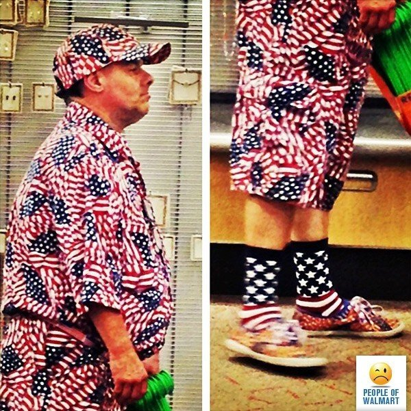 Un Américain patriote