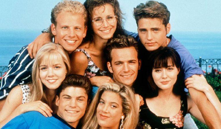 Beverly Hills : L'émouvant hommage des stars de la série à Luke Perry pour son anniversaire