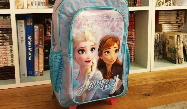Un petit garçon moqué à cause de son cartable «Reine des Neiges» : Disney lui vient en aide