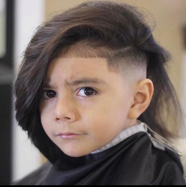 coiffures coupe de cheveux insolites