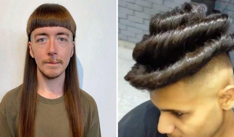 17 personnes qui devraient changer de coiffure… ou de coiffeur