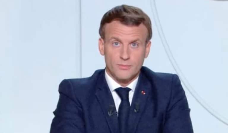 Emmanuel Macron déclare un reconfinement général dès jeudi soir