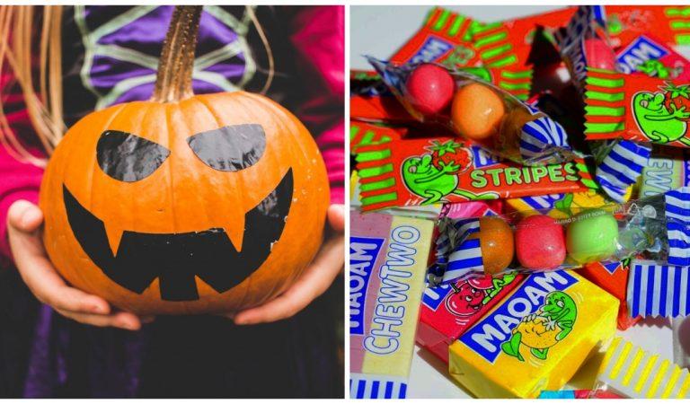Halloween : le coronavirus peut-il survivre sur les paquets de bonbons ?